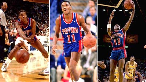 Isiah Thomas -- Game 6 of 1988 Finals