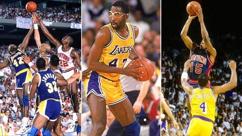 James Worthy -- Game 7 of 1988 Finals