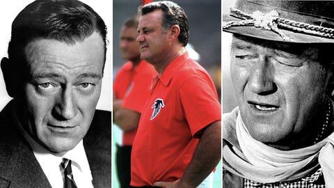 John Wayne (American Film Star)