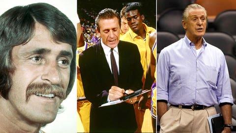 Pat Riley (NBA Coach/Executive)