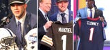 Quick Hitters: 20 random thoughts from Day 1 of NFL draft