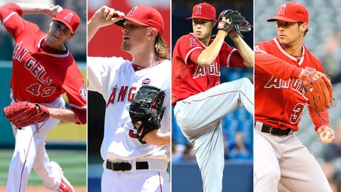 4 -- Los Angeles Angels Of Anaheim