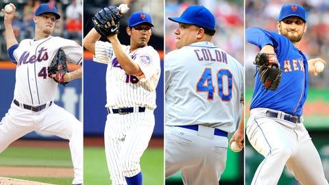 15 -- New York Mets