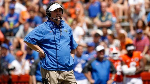 Will Muschamp, Florida