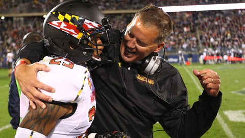 Randy Edsall, Maryland