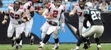 Ryan's precedent-setting drop with Falcons could be a one-time thing