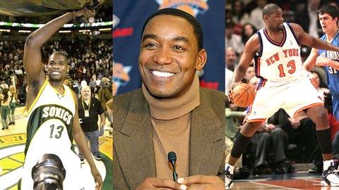 Jerome James, New York Knicks