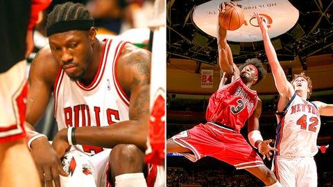 Ben Wallace, Chicago Bulls