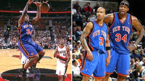 Eddy Curry, New York Knicks