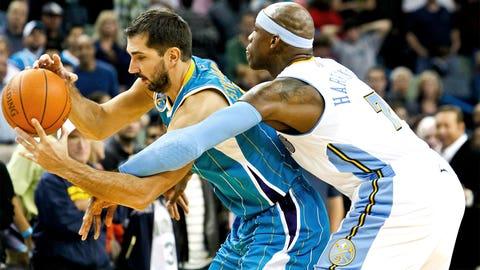 Peja Stojakovic, New Orleans Hornets