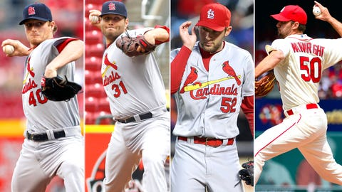 3 -- St. Louis Cardinals