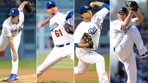 2 -- Los Angeles Dodgers