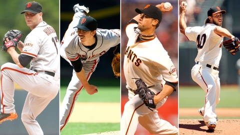 5 -- San Francisco Giants