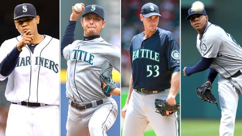 9 -- Seattle Mariners