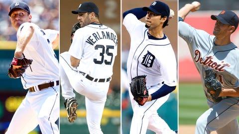 11 -- Detroit Tigers
