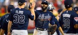 Three Cuts: Braves trip D-backs; Kimbrel breaks saves record