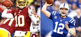 Fantasy Fox: Choose Your QB — Griffin vs. Luck