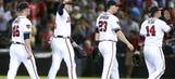 Three Cuts: Braves nip Mets, net season-high 6th straight win