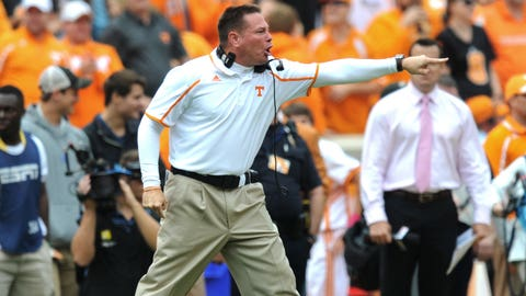 #12 -- Butch Jones, Tennessee