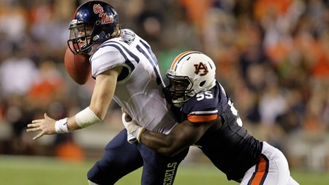 Bills: Carl Lawson, DE/LB, Auburn
