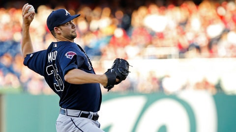 Can Mike Minor bounce back from a forgettable first half?