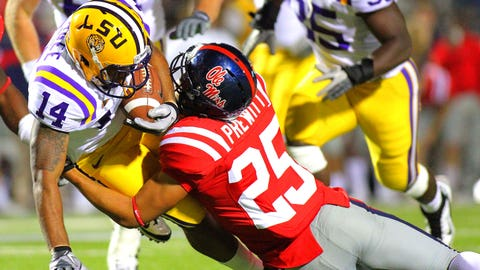 Safety: Cody Prewitt, Ole Miss Rebels