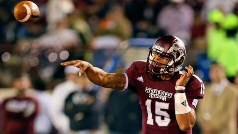 No. 1: Dak Prescott, Jr., Mississippi State