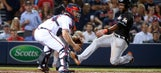 Three Cuts: Wild pitches cost Braves in loss to Marlins