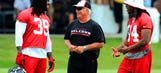 Falcons: Five observations from Day 1 of training camp