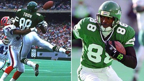 Al Toon, Jets (1985-86)