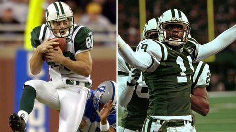 Keyshawn Johnson, Jets (1996-97)