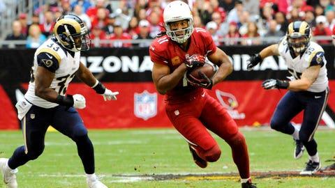 Larry Fitzgerald, Cardinals (2004-05)