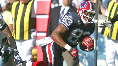 Lee Evans, Bills (2004-05)