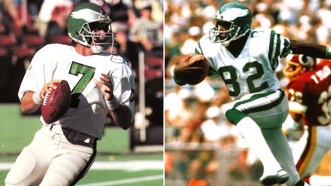 Mike Quick, Eagles (1982-83)