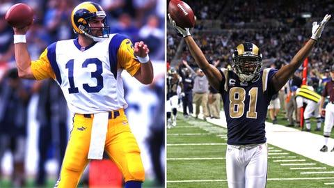 Torry Holt, Rams (1999-2000)