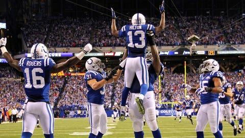 T.Y. Hilton, Colts (2012-13)