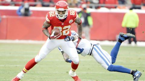 Dwayne Bowe, Chiefs (2007-08)