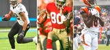 NFL: 30-year survey of best receivers entering Season 3