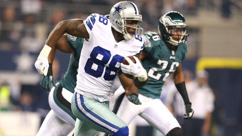 Dez Bryant, Cowboys (2010-11)