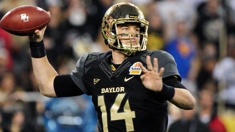 No. 4: Bryce Petty, QB, Baylor