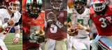Trophy Cases: Ranking each conference's Heisman contenders