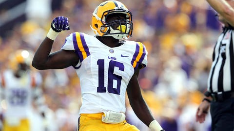 Chiefs: Tre'Davious White, CB, LSU
