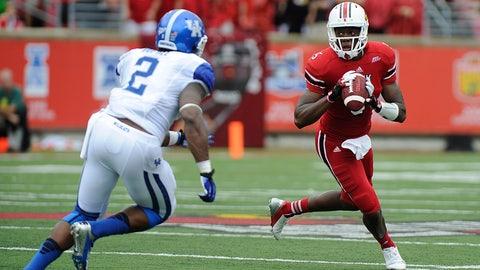 """Alvin """"Bud"""" Dupree, DE, Kentucky Wildcats"""
