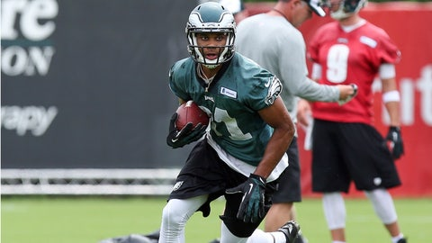 Stock DOWN: Jordan Matthews, Philadelphia Eagles -- Wide Receiver