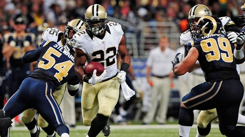 Stock UP: Mark Ingram, New Orleans Saints -- Running Back