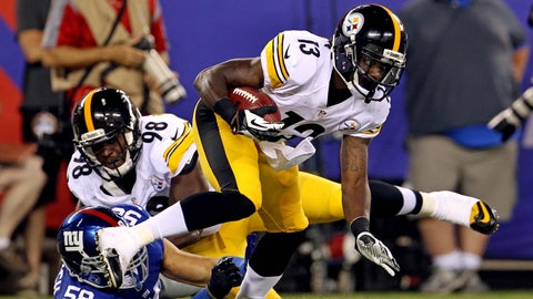 Stock UP: Dri Archer, Pittsburgh Steelers -- Tight End
