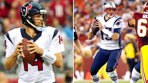 Something Has To Give With The Texans' QB Mess