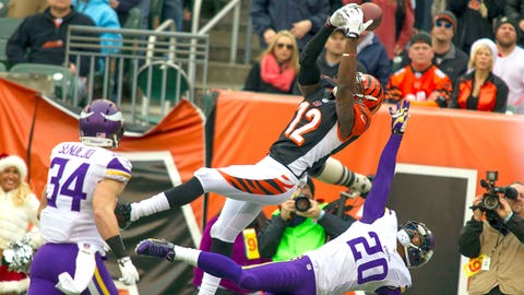 Mohamed Sanu Has Big Shoes To Fill