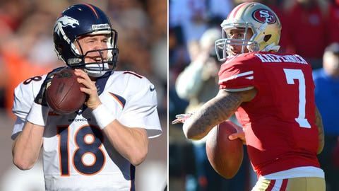 NFL Hails Broncos-49ers As Must-See TV -- Twice