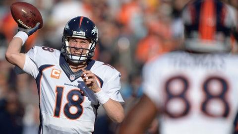 Peyton Manning-Demaryius Thomas, Broncos